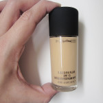 MAC Studio Fix Fluid SPF 15 in NC35