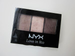NYX Love in Rio Eye Shadow Palette in Amazonian Babes
